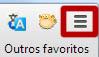 Google Chrome - botão configurações