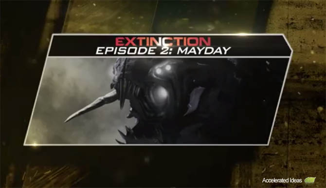 Extinction Mayday Dlc 2 Map Includes Seeders Kraken Boss And