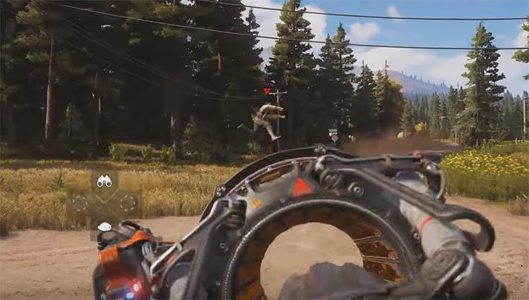 Magnopulser gameplay screenshot