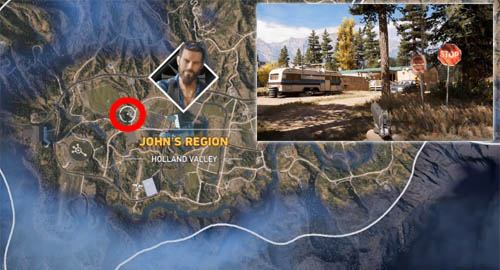 Far Cry 5 How To Get The Magnopulser Secret Gravity Weapon Accelerated Ideas