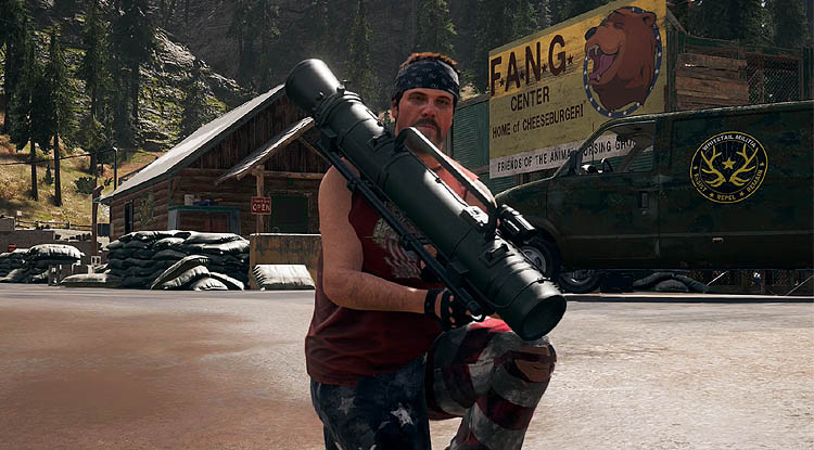 Far Cry 5 - The Best Starting Weapons for Early in the Game