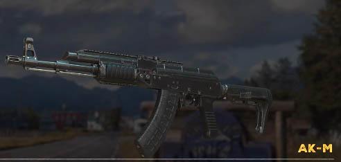 AK-M weapon