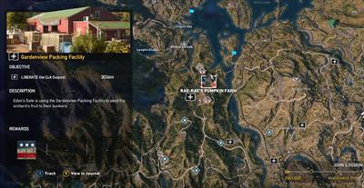 Far Cry 5 All Prepper Stash Map Locations And Solutions Accelerated Ideas