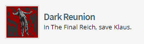 Dark Reunion Trophy