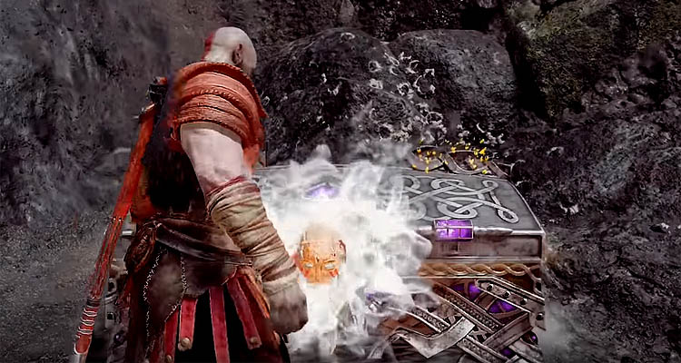 God of War - All Muspelheim Cipher Map Locations