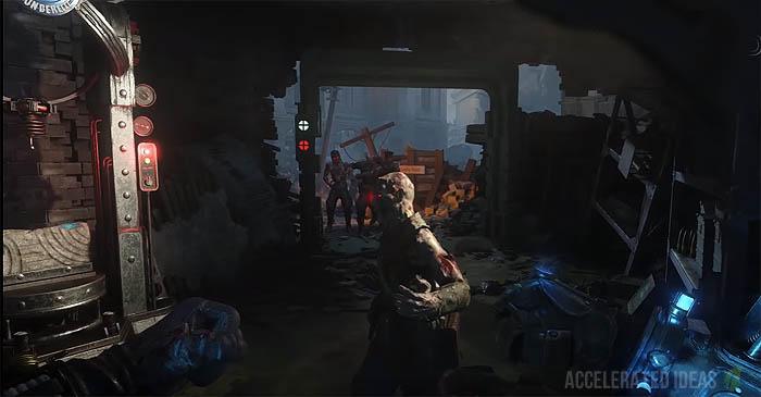 Zombies Gorod Krovi - How to get the Gauntlet of Siegfried