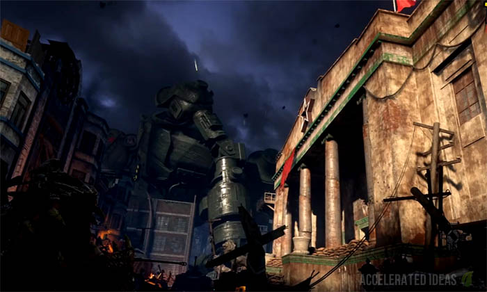 Zombies Gorod Krovi - Where is Pack-a-Punch and Jug