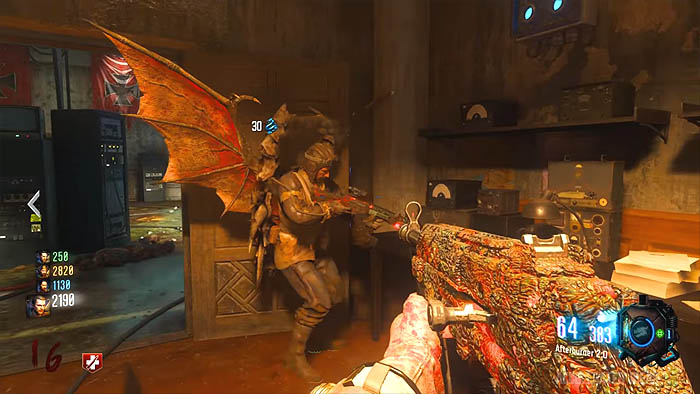 Zombies Gorod Krovi Side Easter Eggs Accelerated Ideas