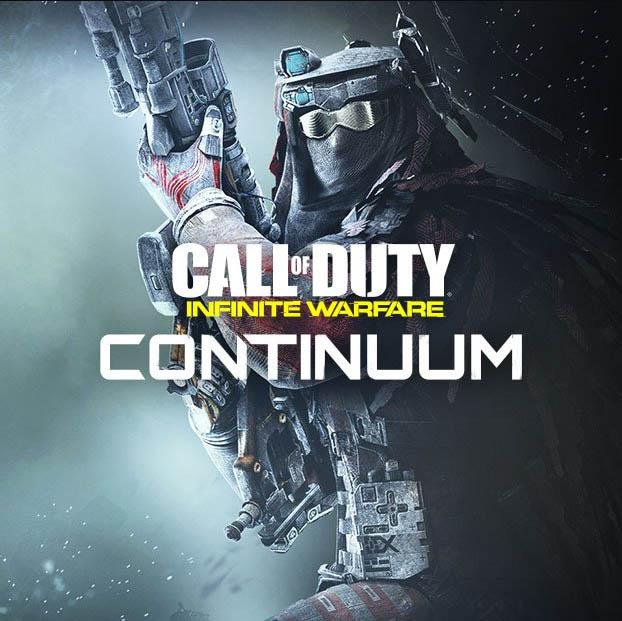 Infinite Warfare DLC 2 - Continuum