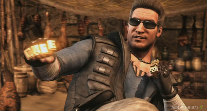 Mortal Kombat X: Johnny Cage Variations, Fatalities and Brutalities
