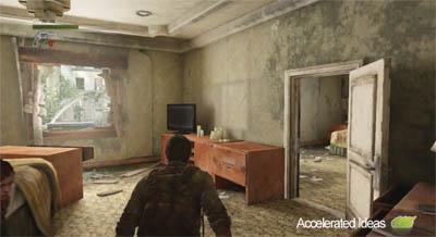 The Last of Us (PS3) - Leaked Cutscenes