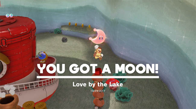 Power Moon - Love by the Lake