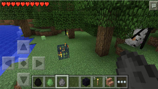 Minecraft PE 0.9.0 - Endermen