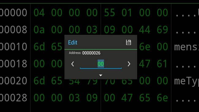 Hex Editor for Android