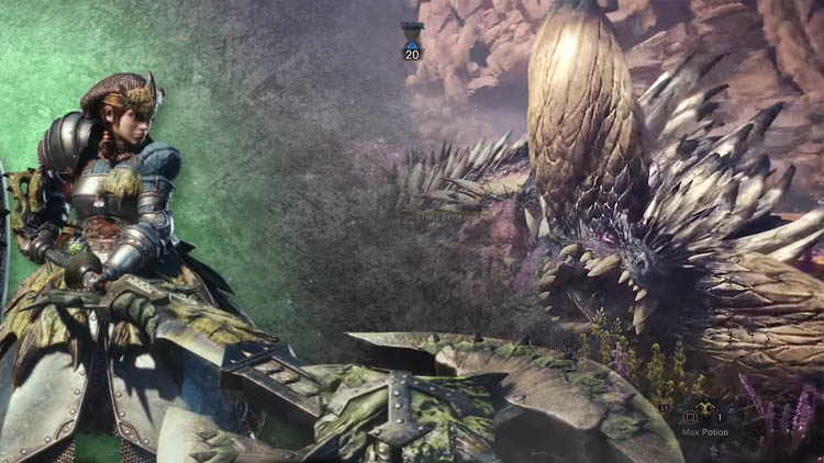 Monster Hunter World - How to Use the Charge Blade Correctly