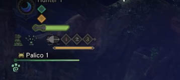 Empty Kinsect slots