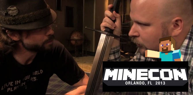 Minecon 2013 Schedule - Start Times, Live Streams and Panels