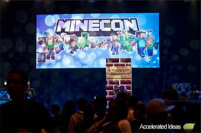 Minecon 2013 - Opening Ceremonies