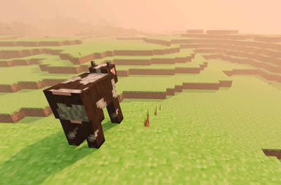 Minecraft 13w21a Expected Features - Mob Attribute System (Status