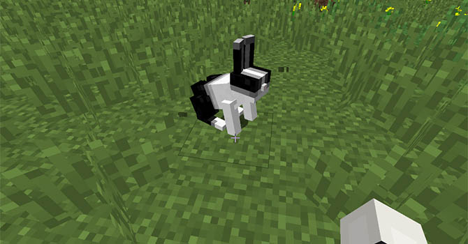 Minecraft 14w27a Features Rabbits Potion Of Leaping Jump Boost