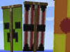 Whats New in Minecraft 14w30a - Banners and Flags