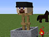 Crafting Recipe for the Armour Stand in Minecraft 14w32a