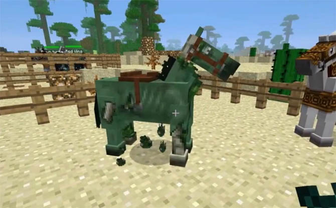 Minecraft 1 6 The Horses Update Officially Released Accelerated