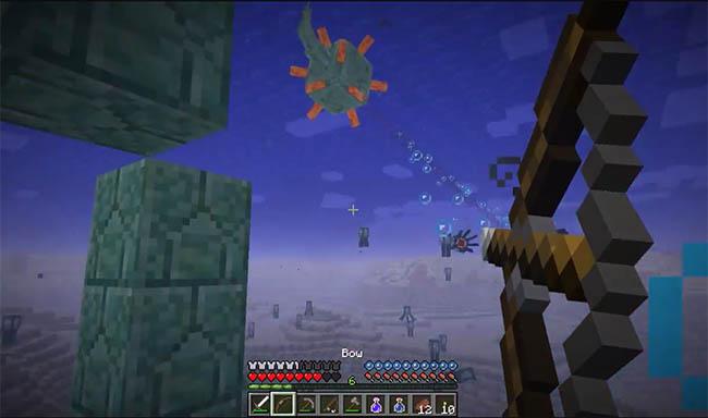 Minecraft 1.8 - Mob Guardian