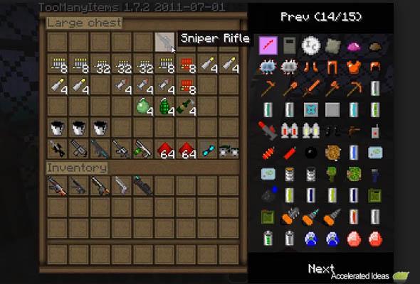 Mods Minecraft - Guns SDK