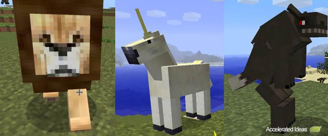 Mods Minecraft - Mo's Creatures