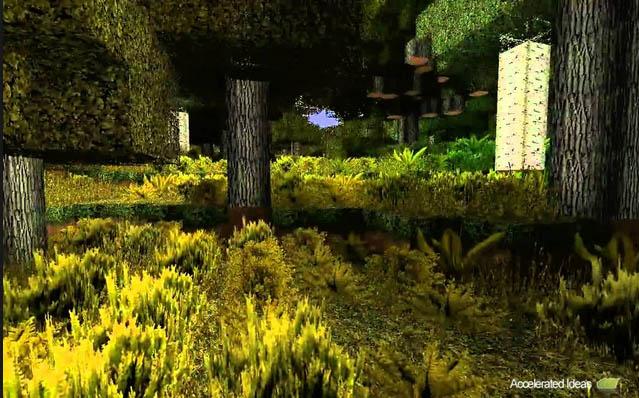 Mods Minecraft - Wild Grass