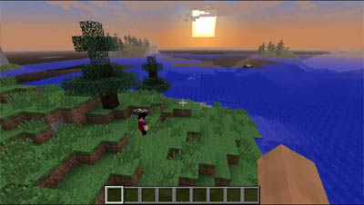 Download Minecraft Snapshot 12w16a - Includes Demo Mode and