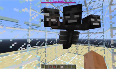 Download Minecraft Snapshot 12w34b - Item Frame and Wither