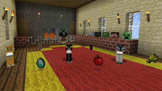 Mash Up Packs And Texture Packs Coming To Minecraft For Xbox In Tu12 Accelerated Ideas