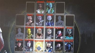 MK11 - New Cetrion and The Kollector Characters Revealed