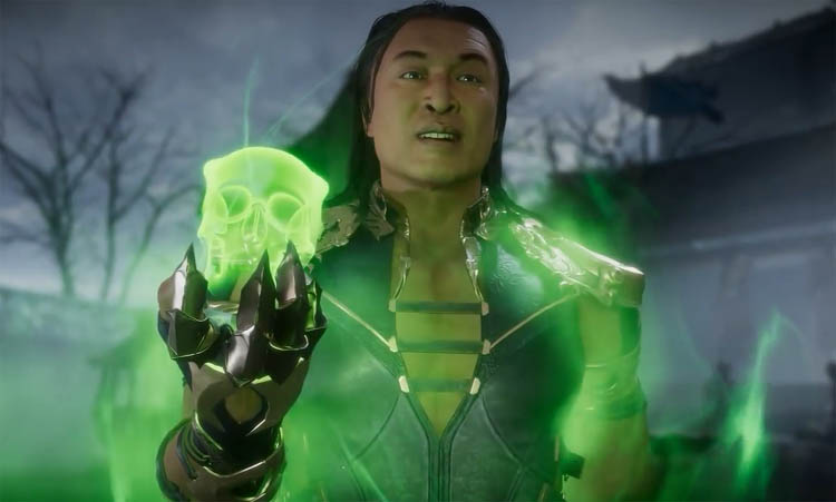 Mortal Kombat 11 - Kombat Pack Release Date and Characters Confirmed