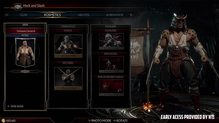 Mortal Kombat 11 How To Unlock Alternate Skins And Costumes Accelerated Ideas