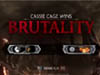 Mortal Kombat X - How to Unlock and Use Brutalities (Requirements)