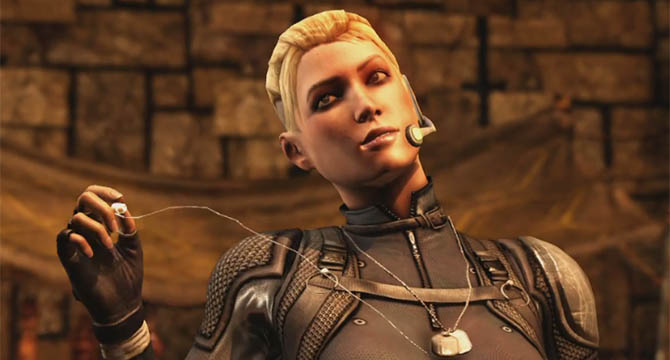 Mortal Kombat X Cassie Cage Variations Fatalities And