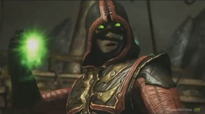 Mortal Kombat X - Ermac Variations, Fatalities and Brutalities