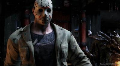 Mortal Kombat X - Jason Variations and Fatalities