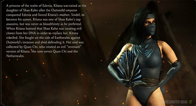 Mortal Kombat X , How to Unlock Alternate Costumes (Skins)