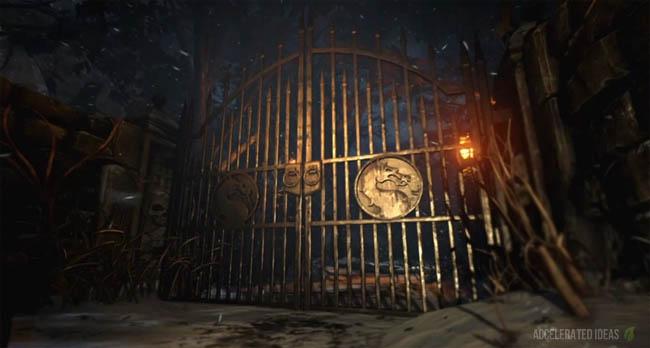 Krypt gate