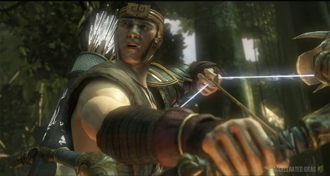 Mortal Kombat X - Kung Jin Variations, Fatalities and Brutalities