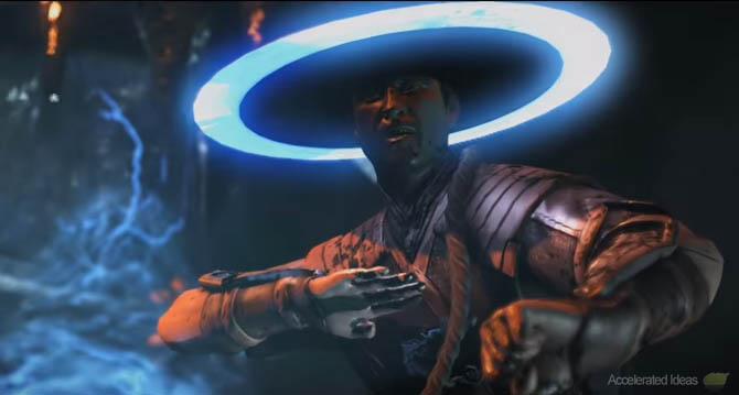 Mortal Kombat X - Kung Lao Variations, Fatalities and Brutalities