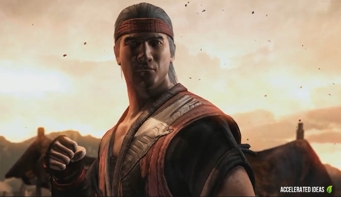 Mortal Kombat X Liu Kang Variations Fatalities And Brutalities