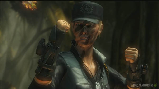 Mortal Kombat X Sonya Blade Variations Combos And