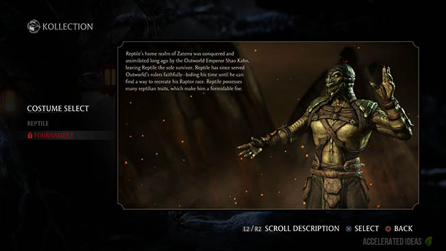 Mortal Kombat X - How to Unlock Alternate Costumes (Skins