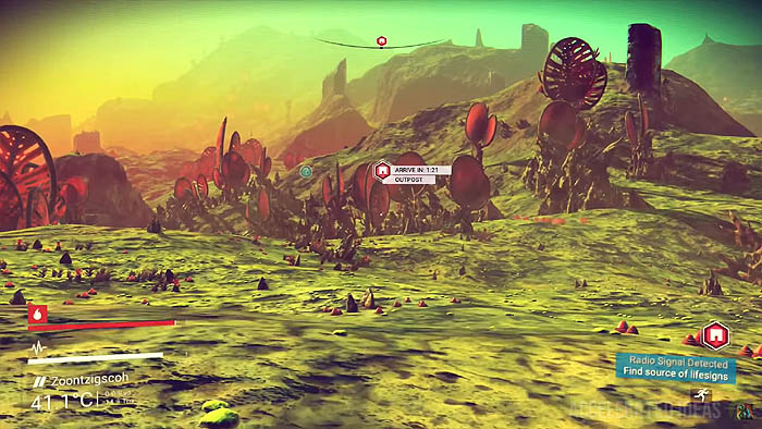 No Man's Sky - How to Return to Home Planet or Previous System