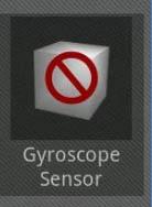 Sensor de giroscópio